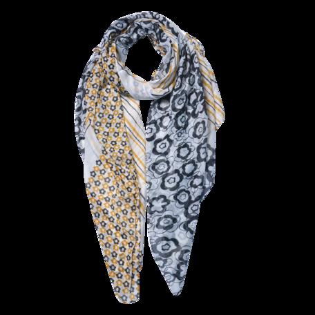 Sjaal 85*180 cm Beige | JZSC0599BE | Clayre & Eef