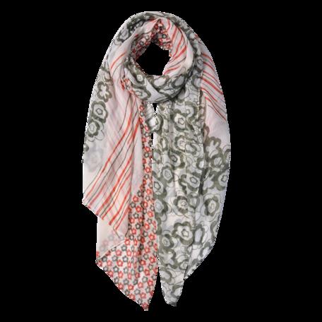 Sjaal 85*180 cm Roze | JZSC0599DP | Clayre & Eef