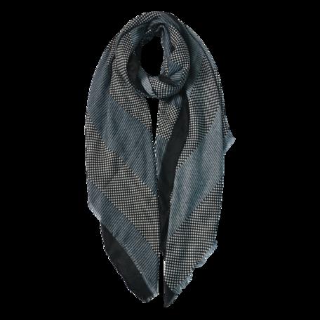 Sjaal 85*180 cm Grijs | JZSC0600DG | Clayre & Eef