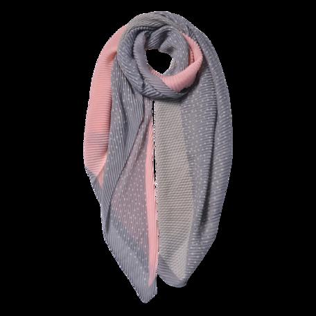 Sjaal 85*180 cm Grijs | JZSC0603G | Clayre & Eef