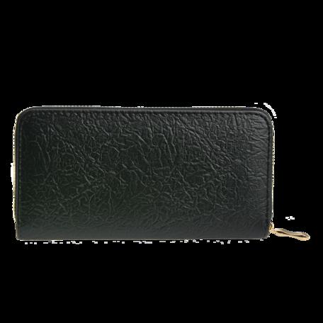 Portemonnee 10*19 cm Zwart | JZWA0086 | Clayre & Eef