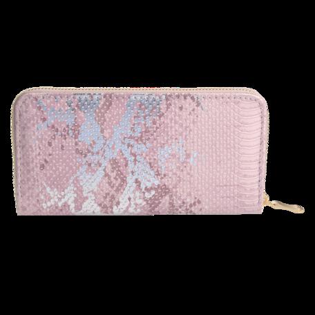 Portemonnee 10*19 cm Roze | JZWA0089 | Clayre & Eef
