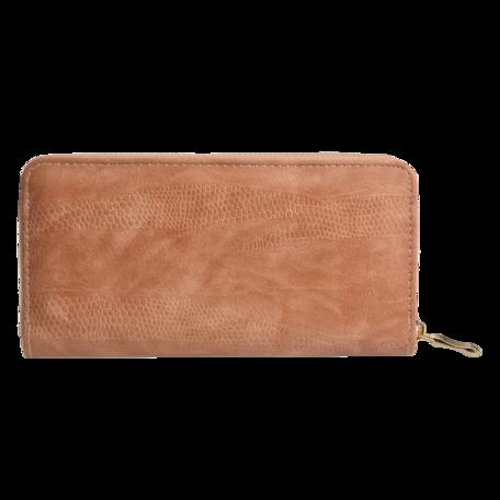 Portemonnee 10*19 cm Roze | JZWA0107 | Clayre & Eef