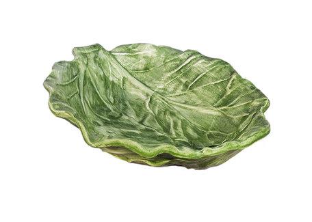 Koolschaal bladvorm klein 19 x  21 cm | Serveerschaal | B016 | Piccobella