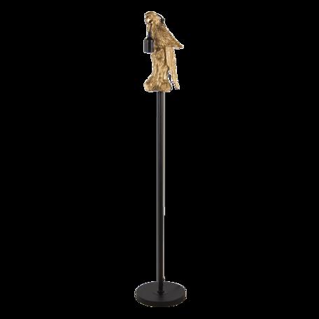 Vloerlamp papegaai ø 25*139 cm E27/max 1*60W Multi | 5LMP343 | Clayre & Eef