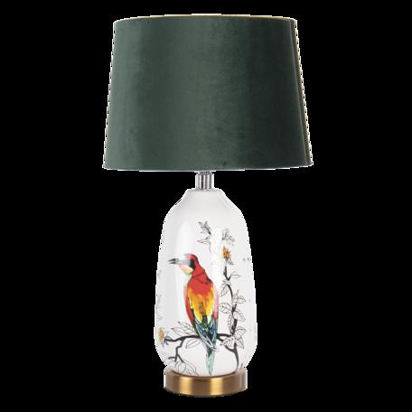 Tafellamp ø 28*50 cm / E27 Multi   6LMC0039   Clayre & Eef