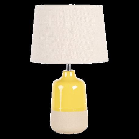 Tafellamp ø 28*44 cm / E27 Multi   6LMC0041   Clayre & Eef
