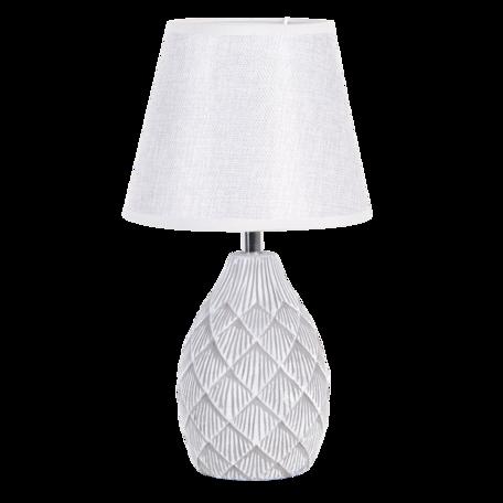 Tafellamp 18*18*34 / E27 Grijs   6LMC0047   Clayre & Eef