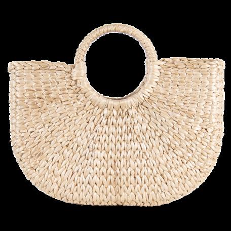 Shopper 40*10*35 cm Bruin   BAG323   Clayre & Eef