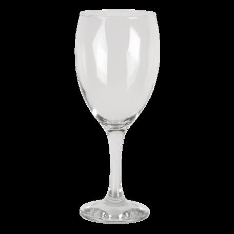 Wijnglas ø 9*23 cm / 530 ml Transparant | 6GL3424 | Clayre & Eef
