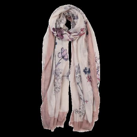 Sjaal 85*180 cm Roze | JZSC0518P | Clayre & Eef