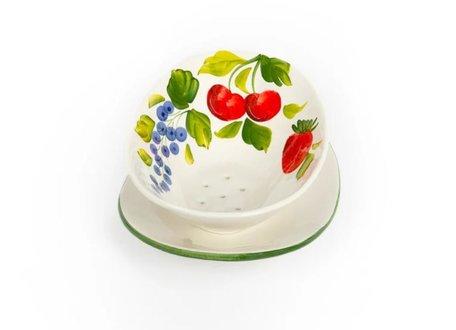 Fruit-test ovaal 24 x 17 cm | FR650 | Piccobella