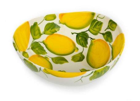 Giada schaal citroen groot 30 x 12 cm | CIE01 | Piccobella