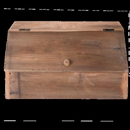 Kist 40*21*22 cm Bruin | 6H1608 | Clayre & Eef
