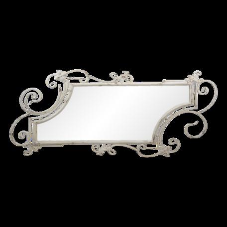 Spiegel 63*3*153 cm Wit   52S242   Clayre & Eef