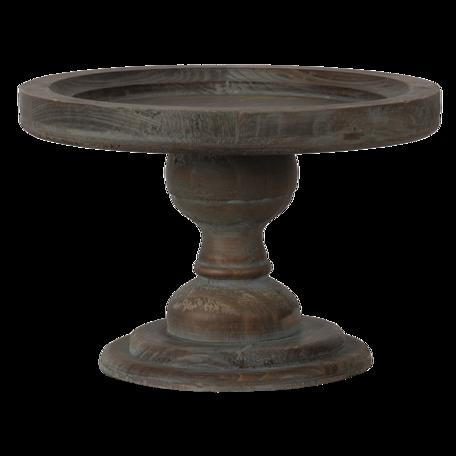 Etagère ø 24*16 cm Bruin | 6H2016 | Clayre & Eef