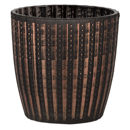 Waxinelichthouder ø 9*9 cm Multi | 6GL3224 | Clayre & Eef