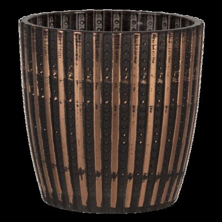 Waxinelichthouder ø 7*7 cm Multi | 6GL3225 | Clayre & Eef