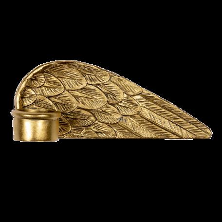 Decoratie waxinelichthouder 14*5*5 cm Grijs   6PR4696   Clayre & Eef