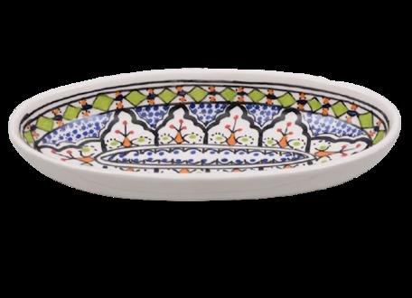 Ovale schaal Azis 30 cm | OS.AZ.30| Dishes & Deco