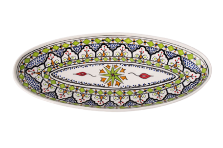 Ovale schaal Azis 50 cm | OS.AZ.50 | Dishes & Deco