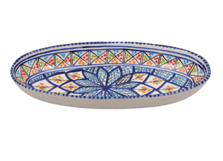 Ovale schaal Shebka 30 cm | OS.AE.30 | Dishes & Deco