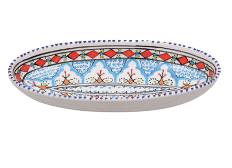 Ovale schaal Mehari 30 cm | OS.ME.30 | Dishes & Deco