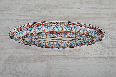 Ovale schaal Mehari 50 cm | OS.ME.50 | Dishes & Deco