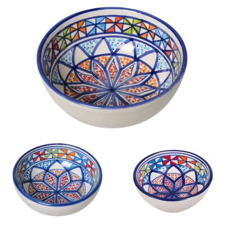 Tapas setje 3 delig Naoura  NAO.TP.3D   Dishes & Deco