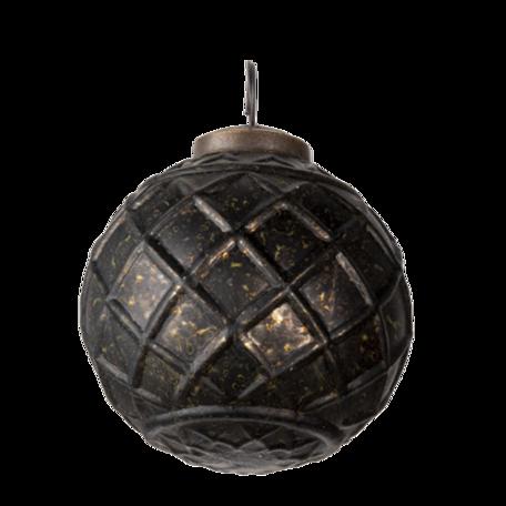 Kerstbal ø 8 cm Groen | 6GL3260 | Clayre & Eef