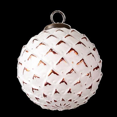 Kerstbal ø 10 cm Multi | 6GL3261 | Clayre & Eef