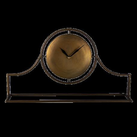 Tafelklok 58*11*33 cm / 1*AA Multi | 6KL0714 | Clayre & Eef