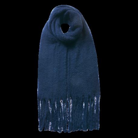 Sjaal 50*180 cm Blauw | JZSC0479BL | Clayre & Eef