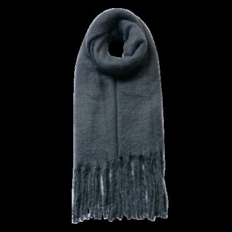 Sjaal 50*180 cm Grijs | JZSC0479G | Clayre & Eef