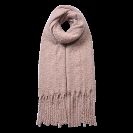 Sjaal 50*180 cm Roze | JZSC0479P | Clayre & Eef