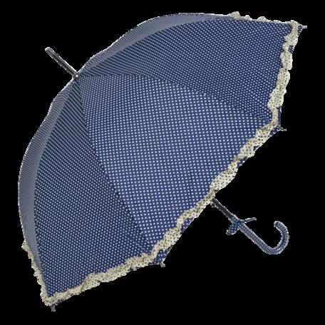 Paraplu ø   cm Blauw | JZUM0030BL | Clayre & Eef