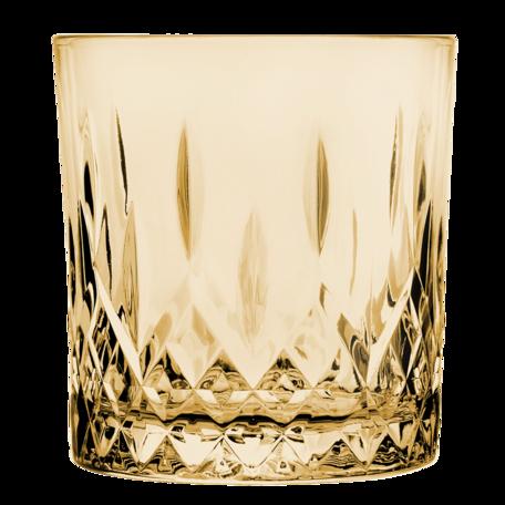 Drinkglas ø 7*15 cm / 280 ml Bruin | 6GL3469 | Clayre & Eef