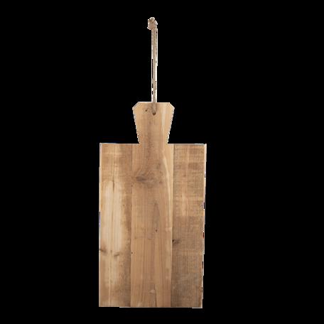 Decoratie broodplank 50*25*3 cm Bruin | 6H2043 | Clayre & Eef