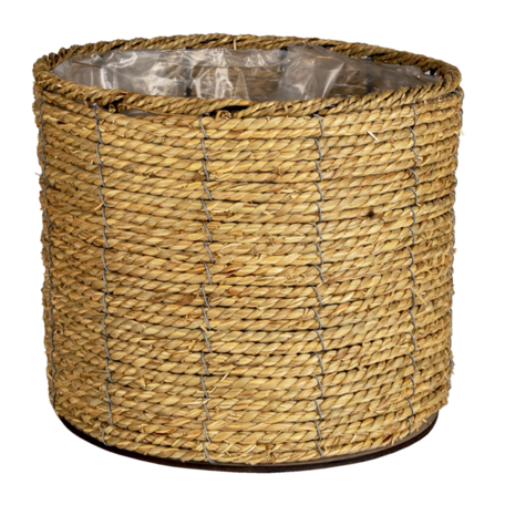 Planthouder ø 30*23 cm Bruin | 64850 | Clayre & Eef