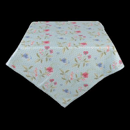 Tafelkleed 100*100 cm Groen | BLW01 | Clayre & Eef