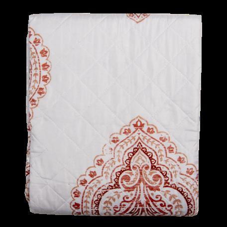 Bedsprei 140*220 cm Wit | Q194.059 | Clayre & Eef