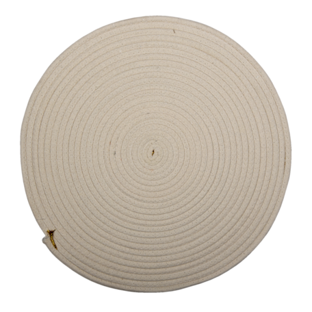 Placemat ø 51*1 cm Wit | 6RO0530 | Clayre & Eef