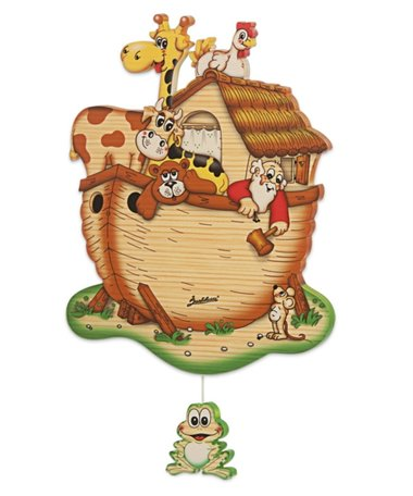 Muziekdoos ark van Noach | Bartolucci | Hout