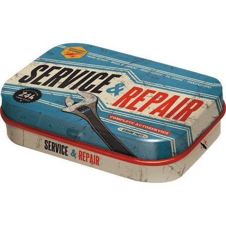 Mint box Service & Repair | Nostalgic Art