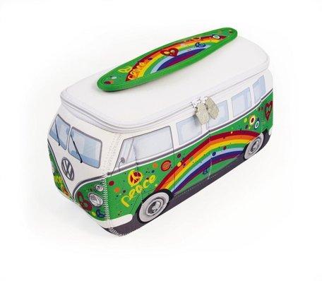 Tas groen peace VW Volkswagen T1 | Brisa