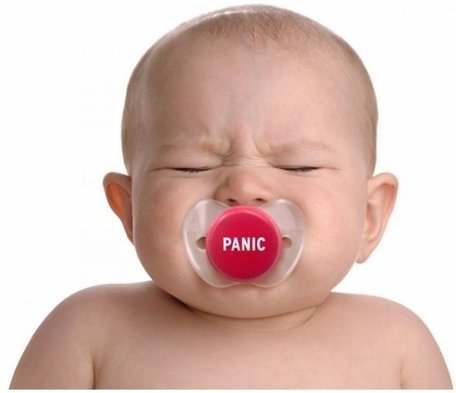 Fred Baby Speen Pacifier - Panic