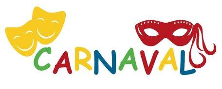 Raamsticker Carnaval silhouet masker herbruikbaar | Rosami