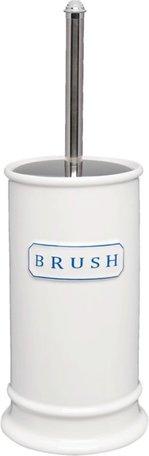 Toiletborstelhouder keramiek wit brush | 6CE0802 | Clayre & Eef