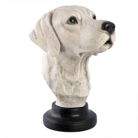 Decoratiebeeld buste hond | Clayre & Eef