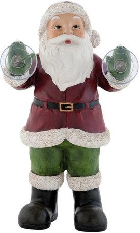 Kerstman met zuignap | 6PR0669 | Winter & Kerst | Clayre & Eef